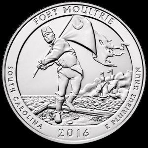 2016 Fort Moultrie South Carolina S